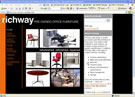 Richway pre-owned used office furniture