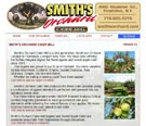 Apple Cider and Apples - Smith's Orchard Cider Mill