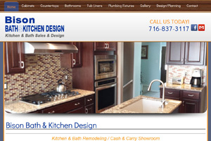 Bison Bath And Kitchen Design Showroom Buffalo Ny Buffalo And Wny Best Of