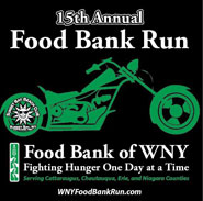 15th Annual Food Bank of WNY Motorcycle Run & Rally